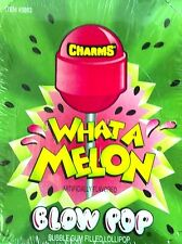 Charms Blow Pop What A Melon  48 Count / 1.95 lbs