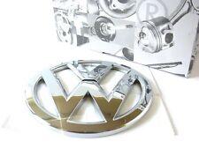 VW SCIROCCO NEW GENUINE ORIGINAL CHROME BONNET BADGE EMBLEM 1K8853600B739