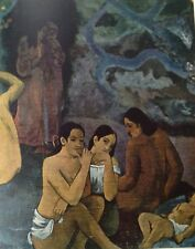 Where do we Come From (MINI PRINT) By Paul Gauguin
