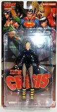 DC Direct Identity Crisis CW Black Canary Series 2 MOC Action Figure