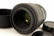170 Sigma AF 105 mm f/2.8 D MACRO for Nikon ***EXC+++*** with HOOD