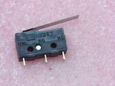 Lot x4 : Micro-rupteur Microrupteur à languette sub miniature IF5052 5A 125Vac