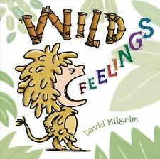 Wild Feelings by David Milgrim-NEW SOFTCOVER book