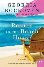 NEW Return to the Beach House by Georgia Bockoven Paperback Book (English) Free