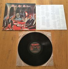 OUT OF ORDER Paradise Lost  - LP - Vinyl