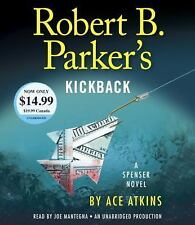 Robert B. Parker's Kickback by Ace Atkins (2016, CD, Unabridged)