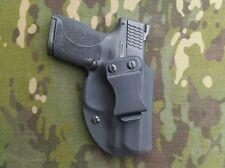 S&W SHIELD 45 ACP  CUSTOM  KYDEX HOLSTER  Black Right Hand IWB