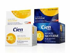 CIEN Q10 ANTI-WRINKLE DAY & NIGHT FACE CREAM DUO PACK, BEST & AMAZING PRICE