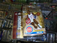 Detroit Pistons Isiah Thomas Mcfarlane Series 2 Figure white Jersey More stuff
