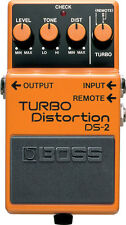 Boss DS-2 DS2 Turbo Distortion New