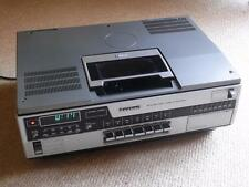 Sanyo VTC 9300PN Betamax Video Recorder ~ Reconditioned ~ Full Working Order