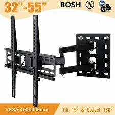 "Fit Samsung LG Philips Panasonic Sony LCD LED TV Wall Mount Bracket 32""-55"" Inch"