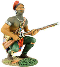 BRITAINS SOLDIERS/CLASH OF EMPIRES-EASTERN WOODLAND INDIAN WITH MUSKET -16010