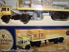 CORGI ltd edition no 22503 Guinness Bedford TK4 articulé plateforme remorque