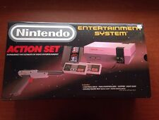 Vintage NES Nintendo Action Set- System Brand New Made In Japan