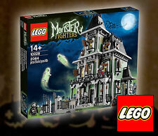 LEGO Haunted House (10228) Brand New & Factory Sealed! Retired!