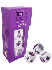 Rory's Story Cubes Clues Family Dice Game RSC10