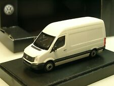 Rietze VW Crafter Kastenwagen, weiss - PC, dealer model - 1/87