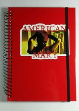 AMERICAN MARY KATHARINE ISABELLE ART RED SCRUBS MASK TV JOURNAL SPIRAL NOTEBOOK