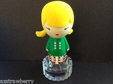 "Harajuku Lovers G Empty perfume Collectible bottle 1 fl oz 5"" tall Gwen Stefani"