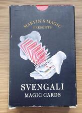 Pack of Svengali Magic Cards - Marvins Magic