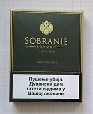 SOBRANIE BLACK RUSSIAN FOR COLLECTIONS - СОБРАЊЕ