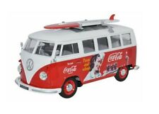 Oxford OXWE001CC - 1/24 VW Bus Coca Cola