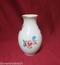 Hutschenreuther Dresden Moritzburg - Vase ca. 12 cm - Goldrand - TOP-Erhaltung