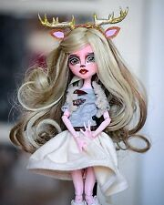 Monster High Ooak Custom Draculaura Deer