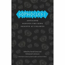 Sophocles I: Antigone, Oedipus the King, Oedipus at Colonus (The Complete Greek
