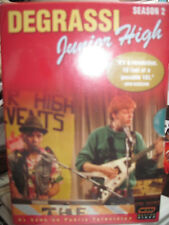 Degrassi Junior High - Complete Second Season (DVD, 2005, 3-Disc Set)
