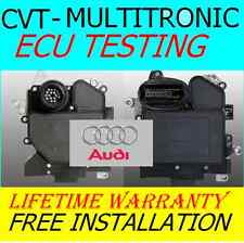 AUDI A8 A4 A6  CVT MULTITRONIC ECU AUTO GEARBOX TRANSMISSION CONTROL UNIT repair