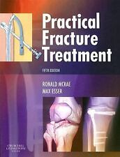 4DAYS DELIVERY -Practical Fracture Treatment, 5TH INTERNATIONAL EDITION by McRae