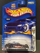 2003 Hot Wheels #34 First Editions 22/42 - Tire Fryer - 56373