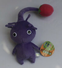 "NEW PIKMIN 8"" purple Bud STUFFED PLUSH DOLL Stuffed Animal sale"