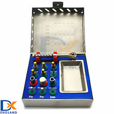 Dental Implant tessuto PUNCH TREPHINE EUR KIT Dental Implant TRIMMER KIT NUOVO CE