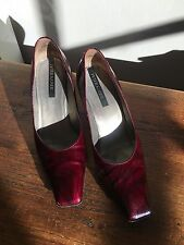 Peter Kaiser Patent Court Shoes Size 4