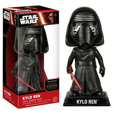 Star Wars Force Awakens Wacky Wobbler Kylo Ren Bobble Head Figure NEW Toys Funko