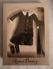 Tonner 12 Inch Agnes Dreary Recess In The Cemetery Outfit, Mint, NRFB