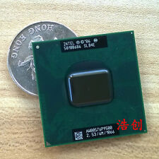 Intel Core 2 Duo P9500 2.53GHz 6MB 1066MHZ Socket P Mobile CPU Processor SLB4E