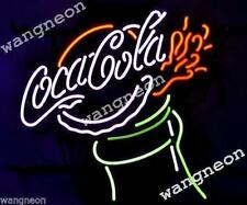New COKE COLA  Soda Drink PUB DISPLAY Beer Bar  Neon Light Sign FAST FREE SHIP
