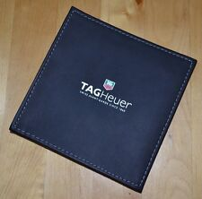 Tag Heuer CARD CERTIFICATE Instructions Manual HOLDER WALLET Chronograph F1 OEM