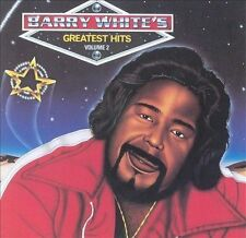 Barry White, Barry White's Greatest Hits Vol. 2 CD
