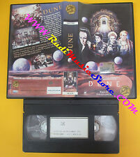 VHS film DUNE David Linch Sean Young 1996 Toto SKORPION A/59 (F128) no dvd