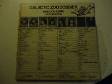 Kingdom come Arthur Brown – Galactic Zoo fascicolo-POLYDOR – Gatefold (1971)