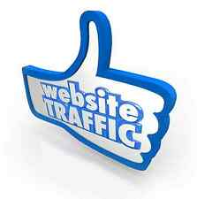 UNLIMITED real visitors to your website for one month. SEO backlinks