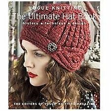 Vogue® Knitting The Ultimate Hat Book: History * Technique * Design-ExLibrary