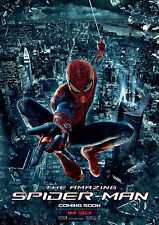SPIDERMAN MOVIE FILM A3 260GSM POSTER PICTURE PRINT