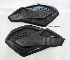 Arctic Cat Black Team Arctic Sno Pro Hand Guards Wind Guards 6639-379