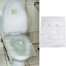 Disposable Paper Toilet Seat Covers For Camping Travel Sanitary 1 Pack/10pcs